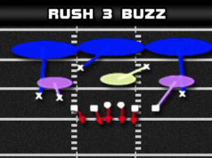 nickel double a gap rush 3 buzz banner 238x178 Madden Tips | Madden | Football Plays | Football Strategies