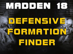madden 18 defensive formation finder 238x178 Madden Tips | Madden | Football Plays | Football Strategies